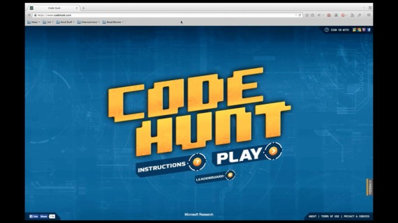 [LD] Code Hunt #40 – Cyphers – 13.01 to 13.02 [blind] | Let's Develop Code Hunt
