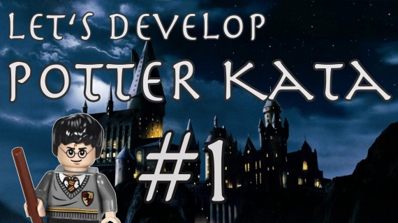 [LD] Code Kata – Potter #1 – Designing the Interface | Let's Develop