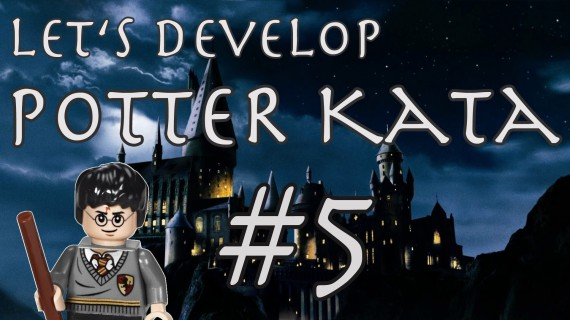 [LD] Code Kata – Potter #5 – Discount for 3 & 4 Books | Let's Develop