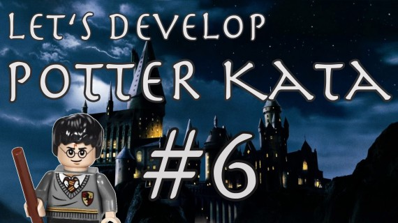 [LD] Code Kata – Potter #6 – Discount for 5 Books and Integration | Let's Develop