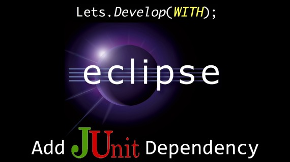 [LD] Eclipse – Add JUnit to Java Projects | Let's Develop With