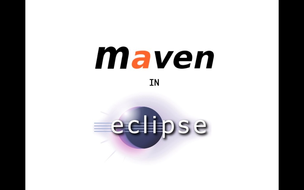 Let's Develop With Maven in Eclipse (m2e)