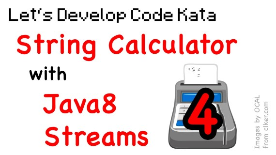 [LD] String Calculator Kata 04 – More Delimiters w Java 8 Streams | Let's Develop
