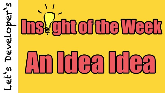 An Idea Idea