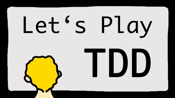 I Recommend: Let's Play TDD