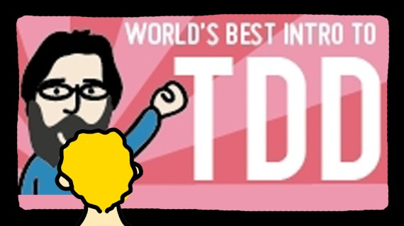 I Recommend: Worlds Best Intro to TDD