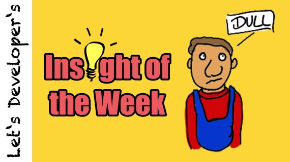 Insight of the Week #13 – Estimates and Prejudices